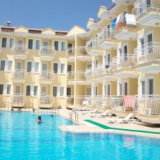 Book Hotel Sevi Calis Beach